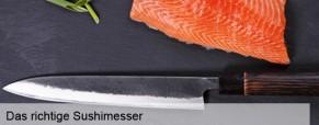 Das richtige Sushimesser